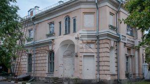 Служебный северо-западный флигель, конец XVIII в., городская усадьба Баташева