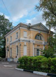 Боковой южный флигель, XVIII-XIX вв., городская усадьба Баташева