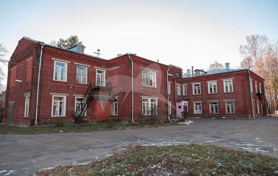 Лечебный корпус, больничный комплекс бумагокрасильной фабрики «Товарищества Франца Рабенека», 1915 г.