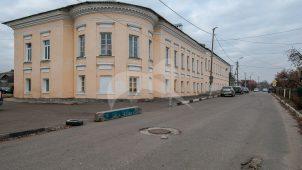 Здание общественное, конец XVIII – начало XIX в., серединаXIX в.