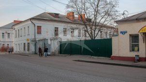 Главный дом, усадьба Левитина, втораятретьXIXв.