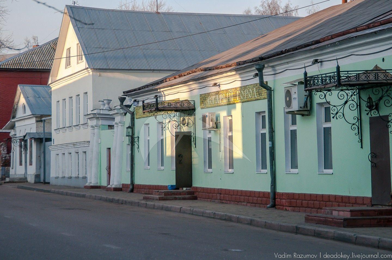Главный дом, усадьба Шевлягина, перваяполовинаXVIII – перваяполовинаXIX вв.