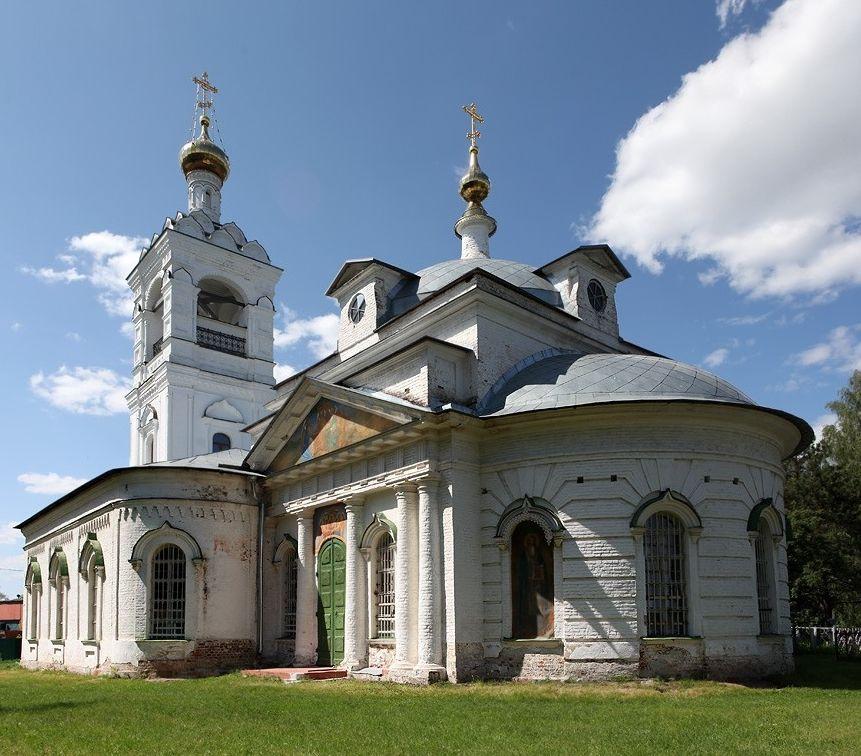 Церковь архангела Михаила, 1804-1805 гг.