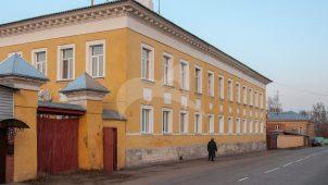 Дом Щукиных, начало XIX в.