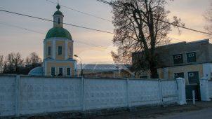 Церковь Рождества Христова, 1725, 1768 гг., втораяполовина XIX в.