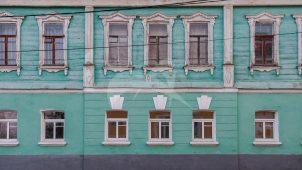 Дом Знаменских, перваяполовинаXIXв.