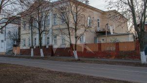 Главный дом, первая половина XIX в., усадьба городская