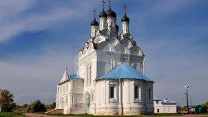 Церковь Благовещения Пресвятой Богородицы, ХVII в.