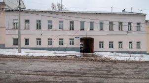 Дом Ильиных, середина XIX в.