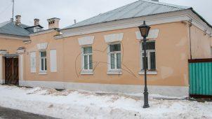 Флигель, первая половина XIX в., почтовый дом