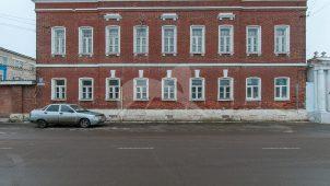Главный дом с двумя воротами, усадьба городская, 1830-1840-е гг.
