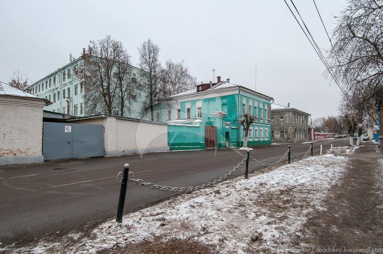 Флигель, усадьба городская, конец XVIII — начало XIX вв.