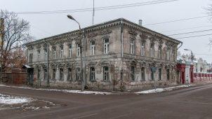 Главный дом, начало XIX в., конец XIX в., усадьба городская