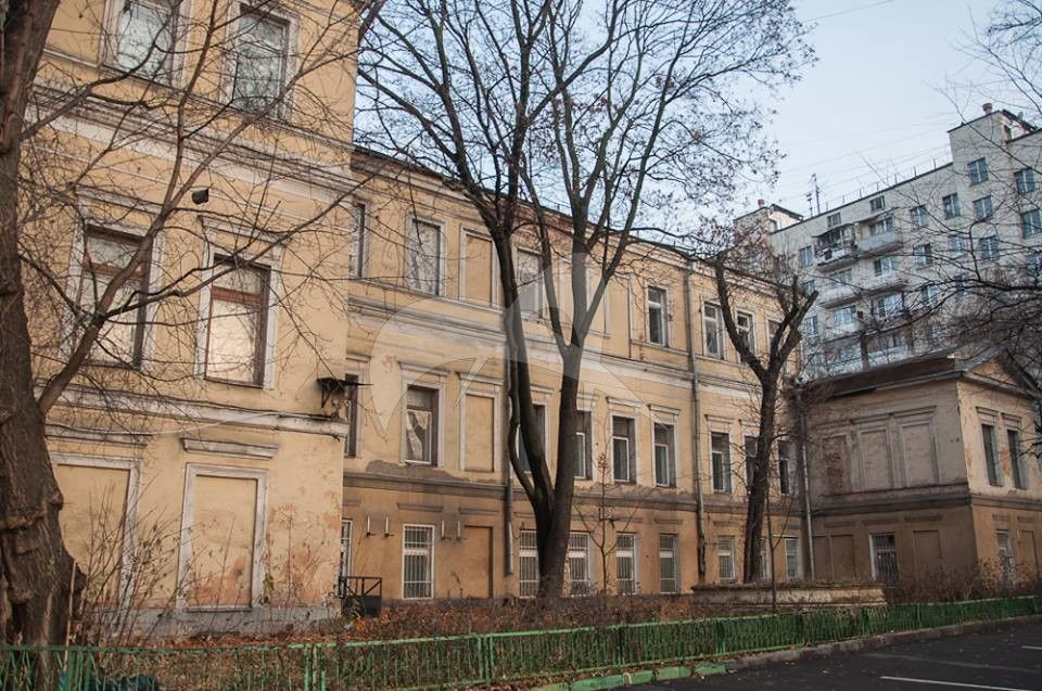 Городская усадьба XVIII-XIX вв. (Московская Межевая канцелярия)