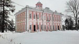 Главный дом, 1784 г., усадьба Вяземы (Годуновых), 1590-1600 гг.
