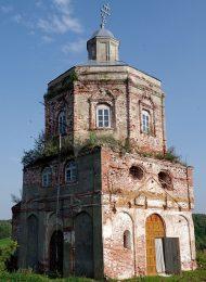 Церковь Покрова, ХVII в.