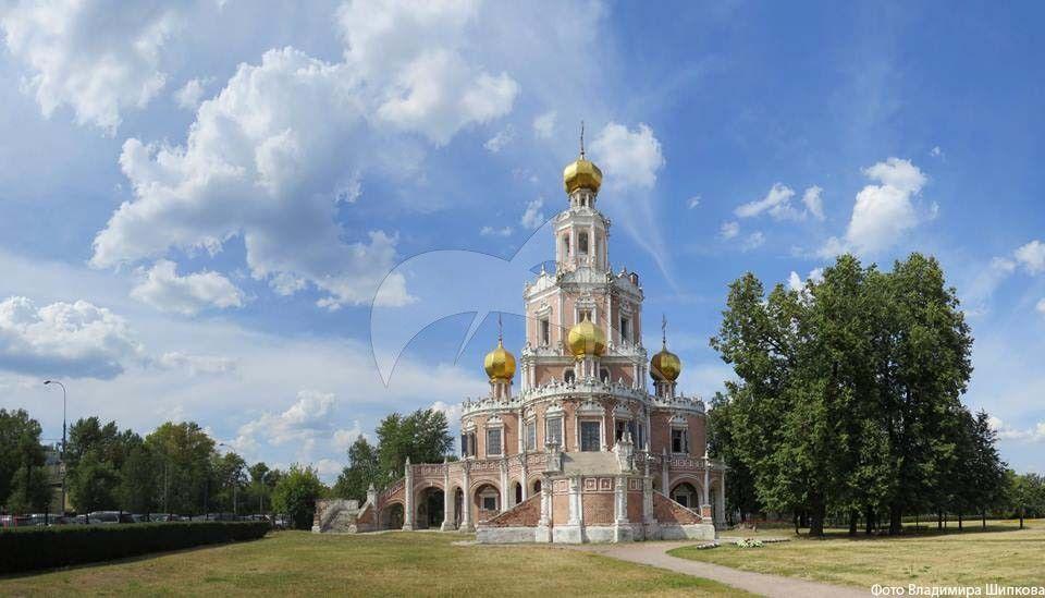 Церковь Покрова в Филях, 1693-1694 гг.