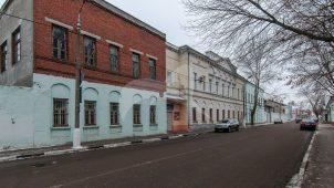 Главный дом, усадьба городская, первая четверть XIX в.