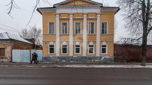 Главный дом, усадьба Шапошниковых, 1830-1840 г.