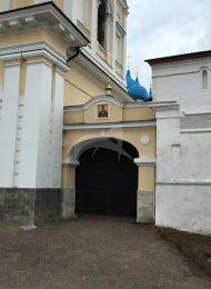 Сторожка у Святых ворот, Высоцкий монастырь, ХV-XVIII вв.