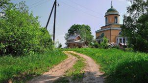 Церковь Воздвижения, ХIХ в.