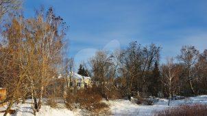 Парк с прудами, усадьба Троицкое-Кайнарджи, XVIII-XIX вв. (южная часть)
