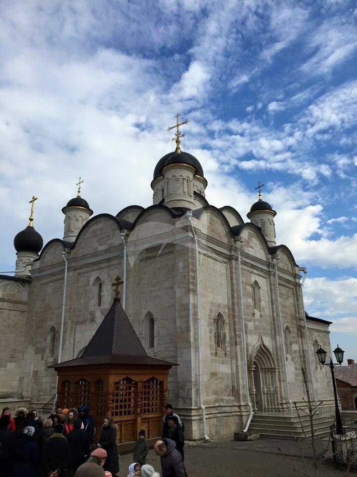 Сень над гробницей преподобного Варлаама Серпуховского, Владычный монастырь, ХVI-ХVIII вв.