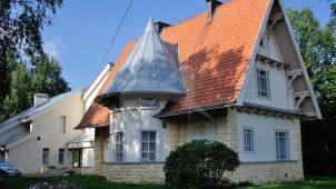 Голландский домик, усадьба «Райки», арх. Л.Н. Кекушев