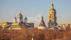 Ансамбль Новоспасского монастыря