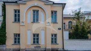 Флигель, городская усадьба, конец XVIII в. — начало XIX в. с палатами XVII в. В интерьерах росписи, начало XIX в.