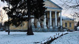 Главный дом, конец XVIII — началоXIX вв., усадьба «Медно-Власово»