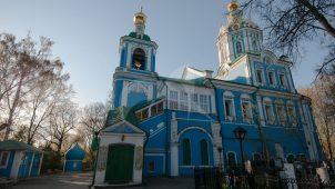 Церковь Михаила Архангела, 1748-1771 гг.