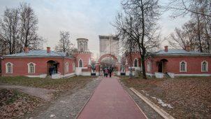 Ворота, усадьба Воронцова, XVIII-XIX вв.
