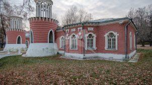 Сторожка, усадьба Воронцова, XVIII-XIX вв.