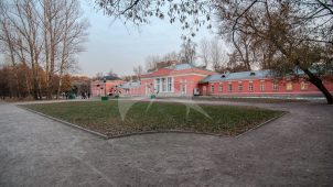 Палаты усадьба Репниных-Волхонских-Мухановых «Воронцово», XVIII — XIX вв.