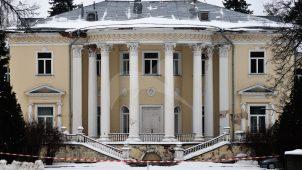 Главный дом, ХVIII в., усадьба Введенское (Шереметева-Гудовича)