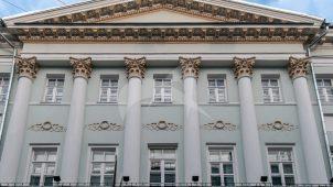 Главный дом, дом Меншикова, 1778 г., арх. М.Ф.Казаков