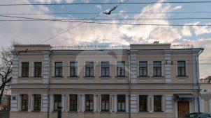 Восточный флигель, 1872 г., 1896 г., 1920-е гг. (?), техник архитектуры А.В. Красильников