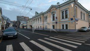 Главный дом, 1817 г., 1862 г., 1900 г., городской усадьбы А.К. Коптева — Н.А. Мейендорф, архитектор А.В. Флодин