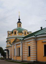 Борисоглебский собор, 1811 г., Аносин-Борисоглебский монастырь
