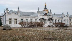 Просвирня (дом наместника), Николо-Угрешский монастырь, ХVI-ХII вв.