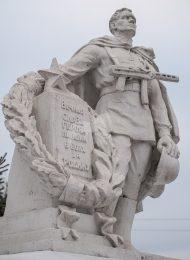 Братская могила советских воинов, 1941 г.