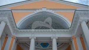 Главный дом, 1799-1802 гг., усадьба А.К.Разумовского