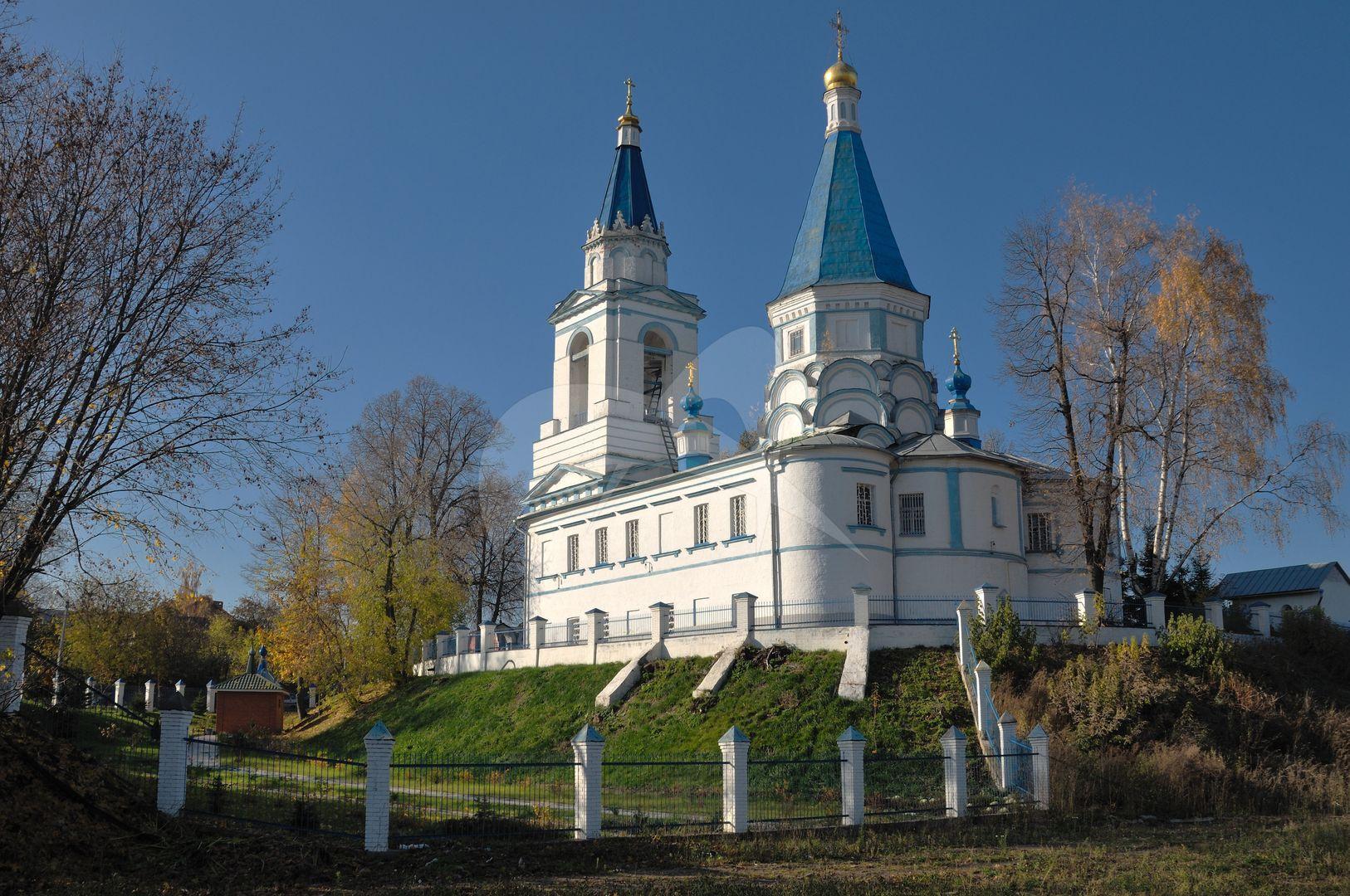 Церковь Рождества Христова, ХVI в.