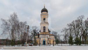 Церковь Николая Чудотворца, 1699 г., 1821-1825 гг.