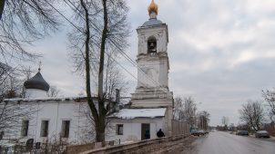 Церковь Сергия Радонежского, 1849-1859 гг.