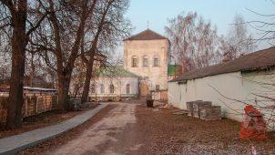 Церковь Никитская, 1695 г.