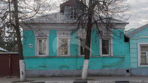 Главный дом, усадьба городская, втораячетвертьXIX в., последняячетвертьXIXв.