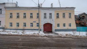 Дом Шапошниковых, серединаXIXв.