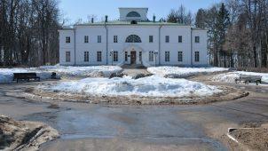 Главный дом, усадьба Олсуфьева, 1830 г.